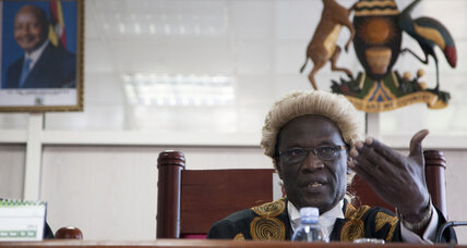 Ugandan court overturns anti-gay law