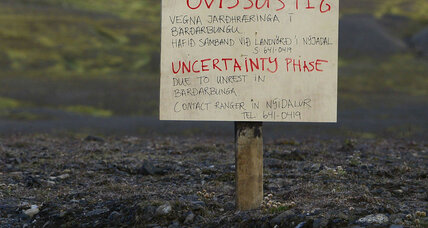 Iceland volcano: Code Red warning issued for aviation (+video)