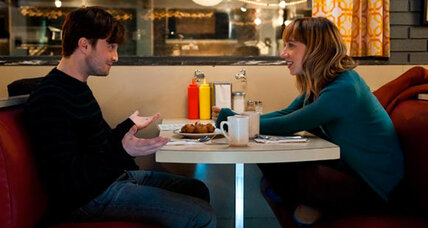 'What If,' a romantic comedy, is too satisfied with its cuteness