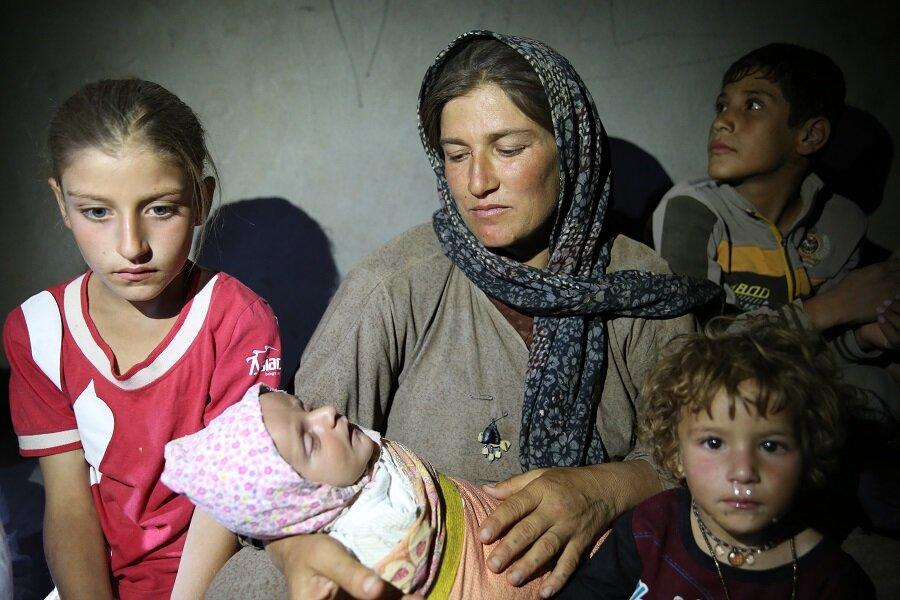 Yazidi People A sanctuary for...