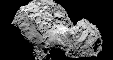 Rosetta mission: Scientists choose landing site on comet
