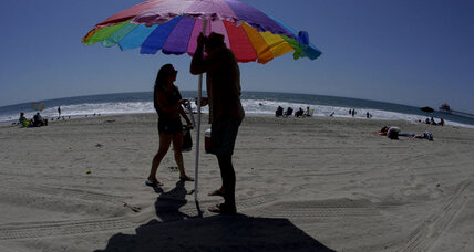 Los Angeles reached 103 degrees this week. How drought is to blame