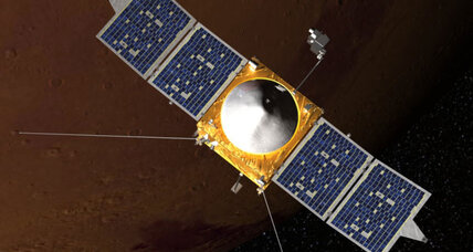What happened on Mars? NASA's MAVEN arrives Sunday to find out.
