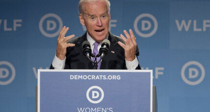 Joe Biden gaffe week: What did he say now? (+video)