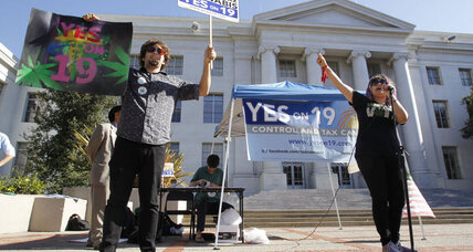 Marijuana advocates to bring legalization battle to 2016 California ballot