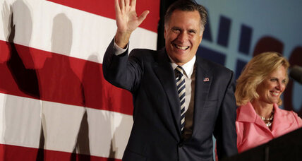 OK, who's trying to push Mitt Romney into 2016 race?