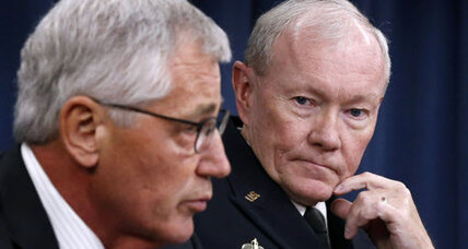 Fight against Islamic State: what Pentagon officials say are challenges ahead