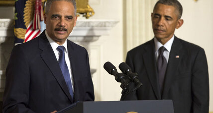 How fast will White House push Eric Holder replacement?