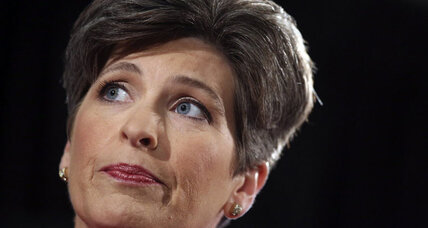 In unexpected twist, Iowa's Joni Ernst could save GOP's Senate dream