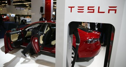 Tesla Motors strikes a deal to build 400 charging stations in China