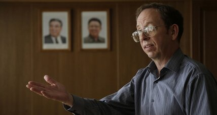 North Korea allows rare interviews with detained Americans. Why now? (+video)