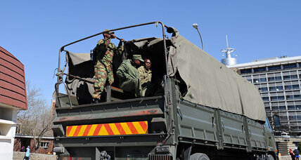 Why attempted coup in Lesotho presents regional dilemma (+video)