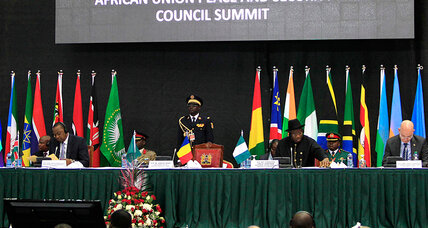 African leaders call for united front against terrorism after US strikes Al Shabab