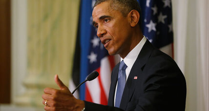 Did Obama just turn up the heat on the Islamic State?