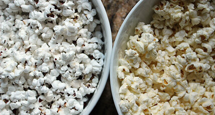 The easier, cheaper way to make air-popped popcorn
