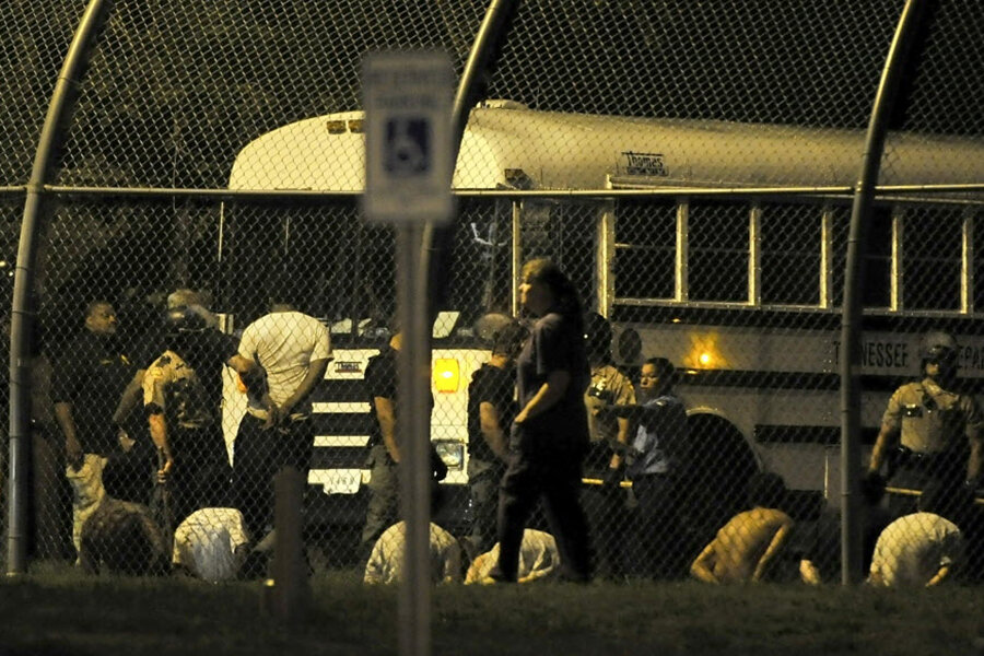 New disturbance at Tennessee detention center spotlights how teens are treated