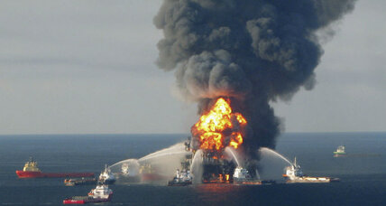 Federal judge rules BP 'grossly negligent' in Gulf oil spill (+video)