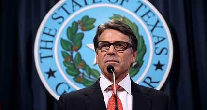 Readers Write: Perry is in big trouble; blame over faulty intelligence; schools need to teach subjects for longer