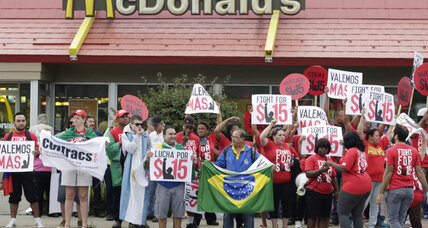 Fast food workers in the US strike, face arrests. What progress have they made?