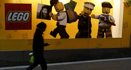 Lego is world's largest toy company thanks to 'Lego Movie' success