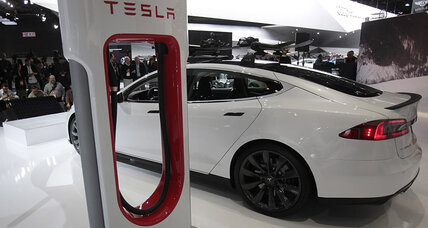 Telsa 'gigafactory' heads to Nevada. More to follow?