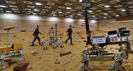 Where will Europe's ExoMars rover land? Scientists can't decide.