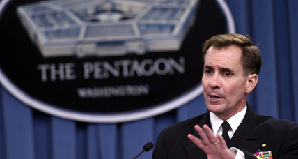 Pentagon confirms killing of Somalia terror group leader with airstrike (+video)