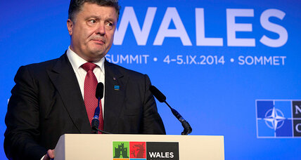 Ukraine president optimistic on peace talks