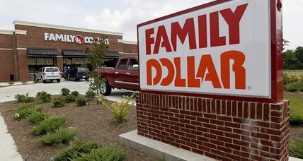 Family Dollar rejects Dollar General bid. Again.