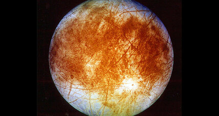 Continents of ice? Evidence that Jupiter's moon Europa could be like Earth. (+video)