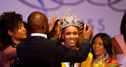 Newly crowned Miss Haiti vows to support women, youth, and the poor