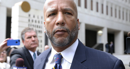 Former New Orleans Mayor Ray Nagin reports to federal prison (+video)