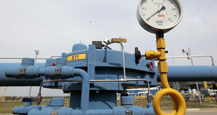 Amid Ukraine crisis, Europe weighs fracking