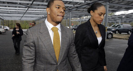 Ray Rice suspension: Is NFL really serious about domestic violence? (+video)