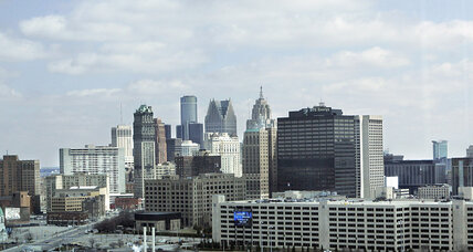 Why the poor are paying for Detroit's bankruptcy