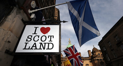 If Scotland chooses independence, what would it mean for the UK?