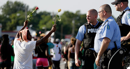 Ferguson announces changes to policing, courts 'to improve trust' (+video)