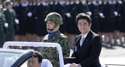 Japan, Germany shake off WWII arms constraints. A cause for concern?