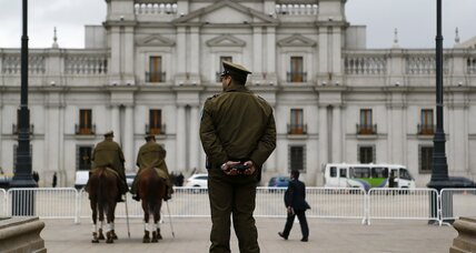 Chile invokes controversial antiterror law after Santiago bomb blast (+video)