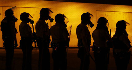 Ferguson fallout: Do the police really need 12,000 bayonets?