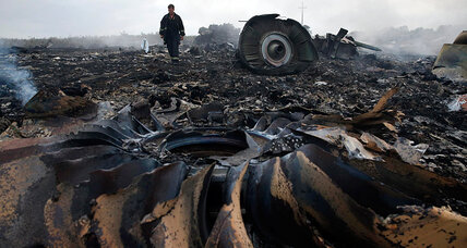 Dutch report blames 'high-energy objects' for MH17 crash, no suspects named