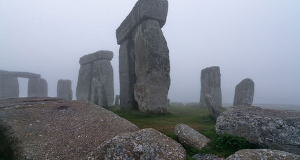 Underground map reveals mysteries of Stonehenge (+video)