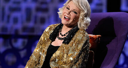 Broadway dims lights for Joan Rivers in reversal of earlier decision (+video)