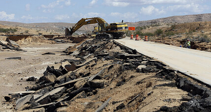 I-15 washout: Floods close busy highway stretch