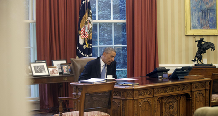 As Obama addresses US strategy on Islamic State, how do Americans feel? (+video)