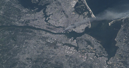 Astronaut who witnessed 9/11 from space recalls tragic day