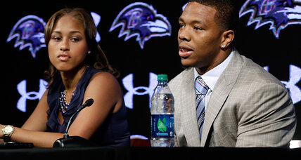 'Why I Stayed': Ray Rice video rekindles US debate on abusive relationships