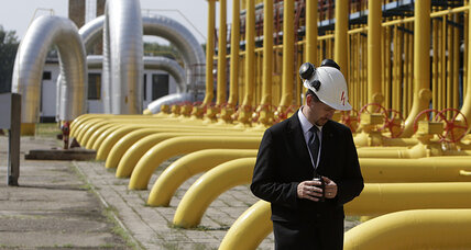 Ukraine crisis: Why has Russian gas through Ukraine dropped 20 percent?