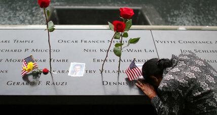Thirteen years on, 9/11 ceremonies remember the victims