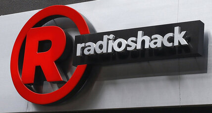 RadioShack possibly striking bankruptcy deal with Sprint